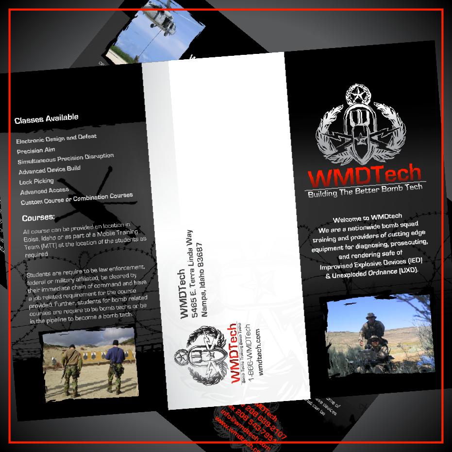 Business Brochure Printing Meridian Idaho