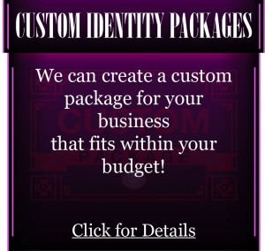 Custom Identity Packages