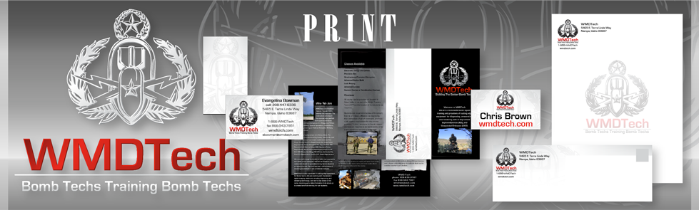 Print Services in Meridian, Idaho
