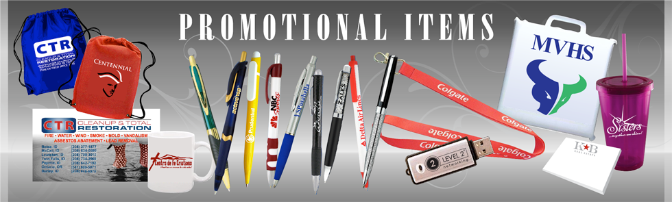Promotional Items in Meridian, Idaho