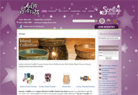 Meridian Idaho Web Design: AdieScents