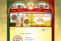 Meridian Idaho Web Design: Casa Valdez