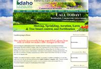 Meridian Idaho Web Design: Idaho Landcare Company
