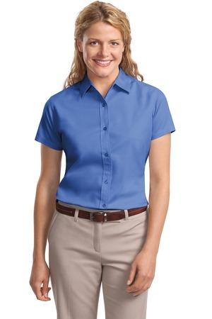 Port Authority® - Ladies Short Sleeve Easy Care Shirt. L508