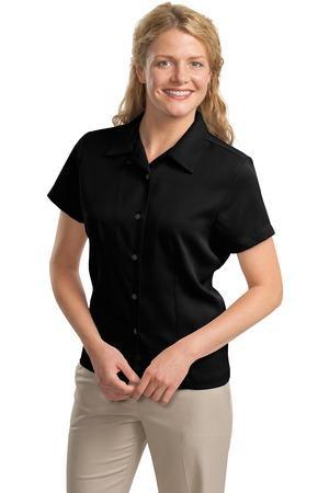 Port Authority® - Ladies Easy Care Camp Shirt. L535