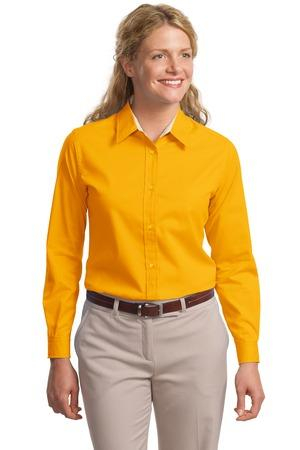 ort Authority® - Ladies Long Sleeve Easy Care Shirt. L608