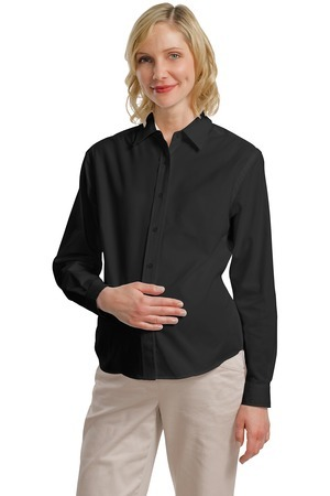 Port Authority® - Maternity Long Sleeve Easy Care Shirt. L608M