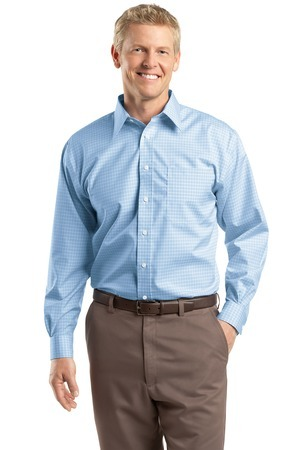 Red House® - Check Non-Iron Button-Down Shirt. RH23