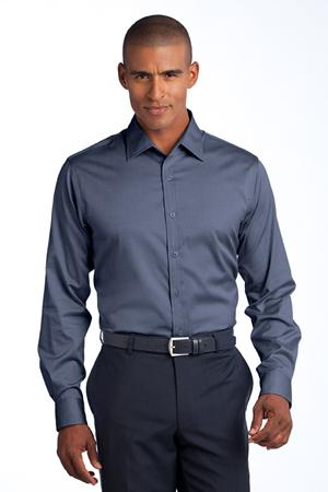 Red House® - Slim Fit Non-Iron Pinpoint Oxford. RH62