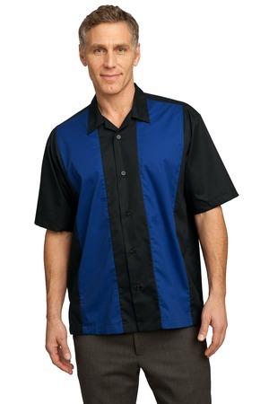 Port Authority® - Retro Camp Shirt. S300 $29.98