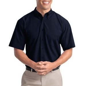 Port Authority® - Short Sleeve Easy Care, Soil Resistant Shirt. S507