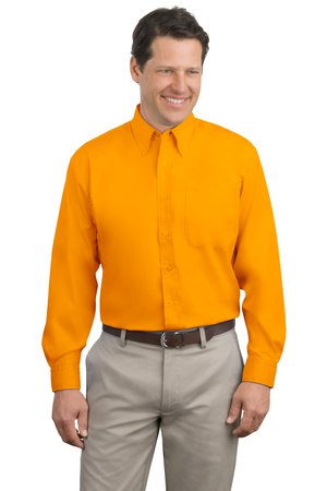 Port Authority® - Extended Size Long Sleeve Easy Care Shirt. S608ES