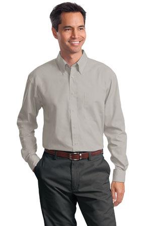 Port Authority® - Long Sleeve Value Poplin Shirt. S632
