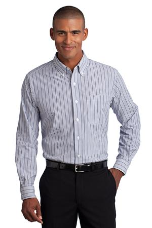 Port Authority® - Vertical Stripe Easy Care Shirt. S643