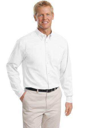 Port Authority® - Tall Long Sleeve Easy Care Shirt. TLS608
